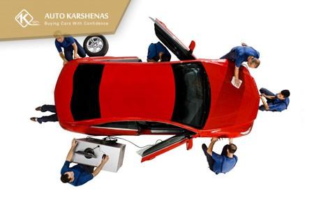 کارشناسی خودرو در اتو کارشناس