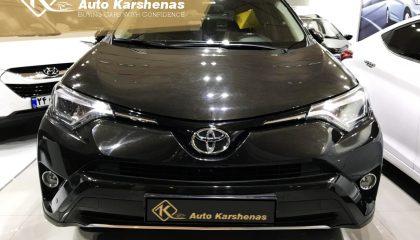 خرید خودرو تویوتا راو 4 فول آپشن اتومات - اتوکارشناس