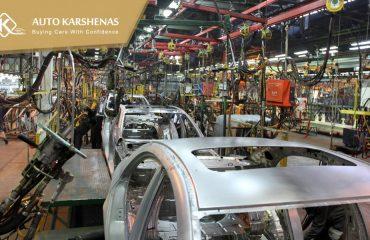 سرمایهگذاری در صنعت خودرو چقدر است؟
