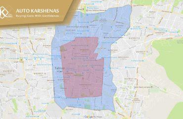 نقشه-محدوده-طرح-ترافیک-و-زوج-و-فرد-تهران-اتوکارشناس