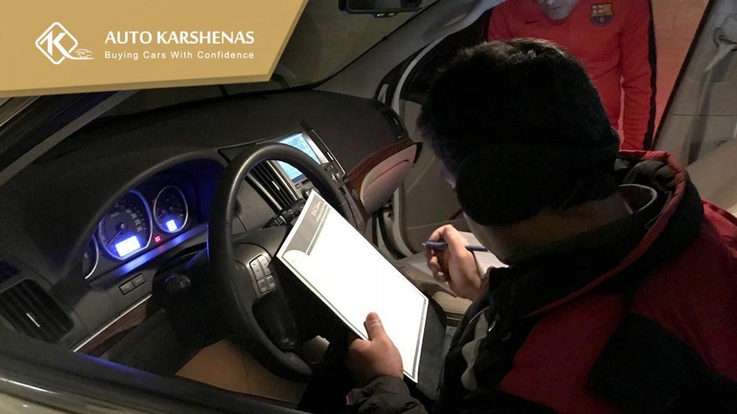 ارائه چک لیست مکتوب کارشناسی خودرو توسط کارشناس خودرو در اعزام به محل