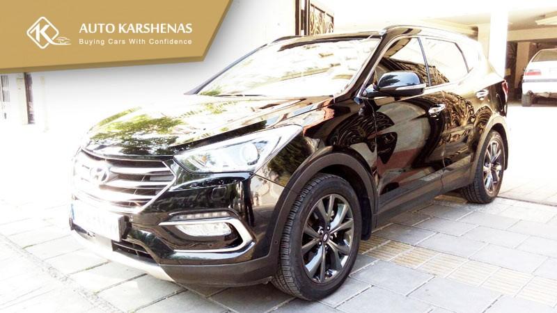 کارشناسی خودرو هیوندای سانتافه توسط اتو کارشناس