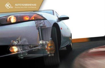 آموزش کارشناسی خودرو سیستم تعلیق