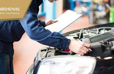 کارشناسی خودرو در حین استفاده