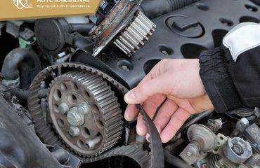 بررسی تسمه تایم در کارشناسی خودرو