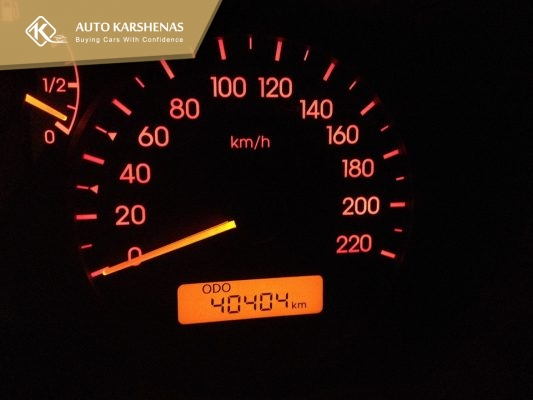 کارشناسی خودرو و تشخیص کیلومتر واقعی خودرو