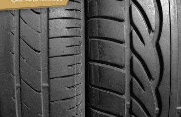 انواع خوردگی لاستیک و تاثیر آن در کارشناسی خودرو