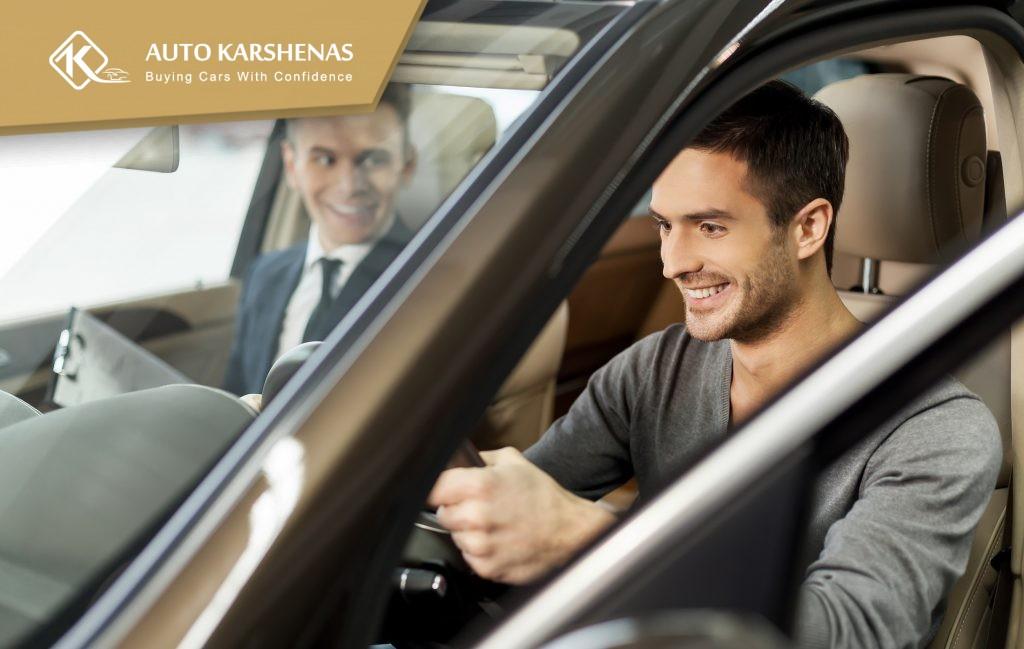 تست رانندگی در کارشناسی قیمت خودرو