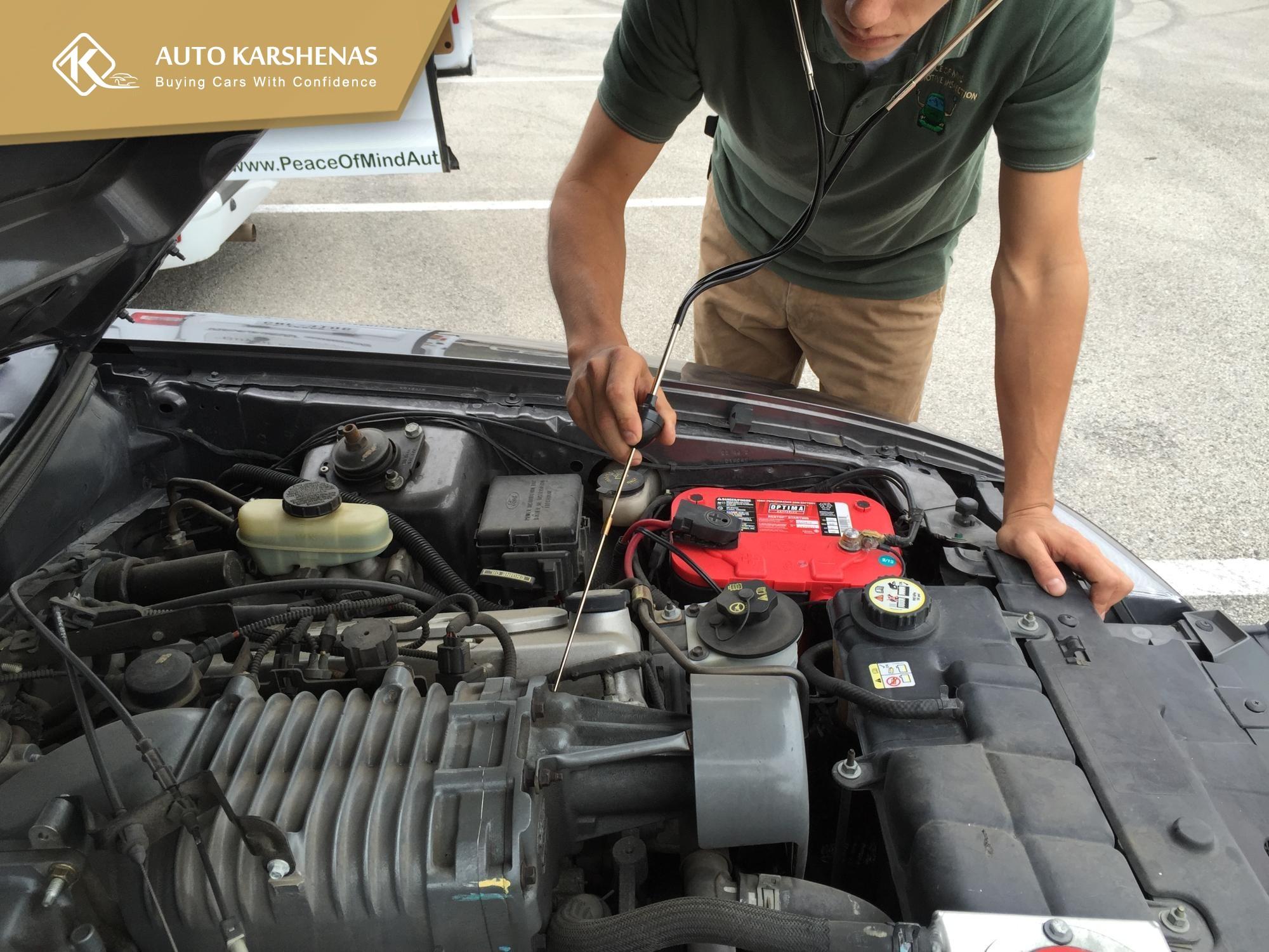 کارشناسی خودرو پیش و پس از خرید