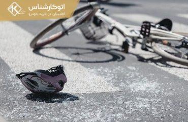 آزار دوچرخهسواران توسط رانندهها