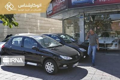 بازار راکد خودرو در انتظار ریزش قیمتها
